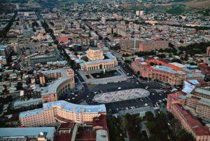 Erevan, la capitale